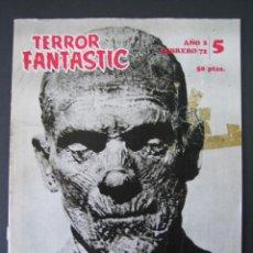 Cine: TERROR FANTASTIC (1971, PEDRO YOLDI) 5 · II-1972 · TERROR FANTASTIC. Lote 135381674