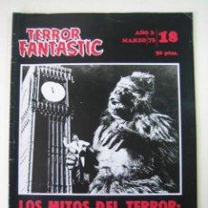 Cine: TERROR FANTASTIC (1971, PEDRO YOLDI) 18 · IV-1973 · TERROR FANTASTIC. Lote 135381862