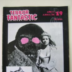 Cine: TERROR FANTASTIC (1971, PEDRO YOLDI) 19 · IV-1973 · TERROR FANTASTIC. Lote 135382038