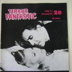 Cine: TERROR FANTASTIC (1971, PEDRO YOLDI) 20 · V-1973 · TERROR FANTASTIC. Lote 135382178