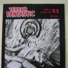 Cine: TERROR FANTASTIC (1971, PEDRO YOLDI) 21 · VI-1973 · TERROR FANTASTIC. Lote 135382370