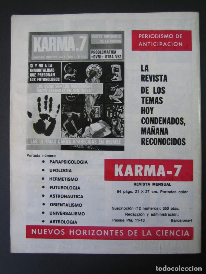 Cine: TERROR FANTASTIC (1971, PEDRO YOLDI) 21 · VI-1973 · TERROR FANTASTIC - Foto 2 - 135382370