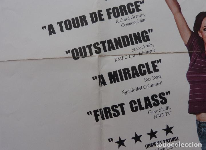 Cine: Poster de la película Norma Rae, 1979, 104 x 69, Original, Estilo B, Sally Field - Foto 5 - 135394962