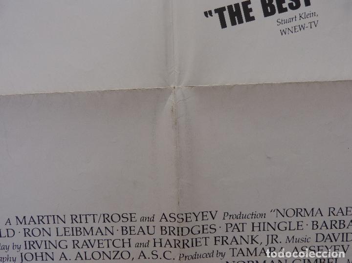 Cine: Poster de la película Norma Rae, 1979, 104 x 69, Original, Estilo B, Sally Field - Foto 9 - 135394962