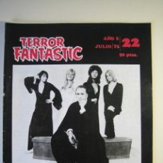 Cine: TERROR FANTASTIC (1971, PEDRO YOLDI) 22 · VII-1973 · TERROR FANTASTIC. Lote 135455230
