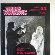 Cine: TERROR FANTASTIC (1971, PEDRO YOLDI) 23 · VIII-1973 · TERROR FANTASTIC. Lote 135455426