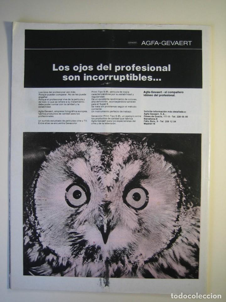 Cine: VUDÚ.revista Nº3.POSTER CENTRAL - FRANKESTEIN (1975,GRAFICAS INDUSTRIALES) - Foto 2 - 135462814