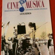 Cine: CINE MUSICA - LA DILIGECIA (1993) FASCICULO Nº 57 BANDAS SONORAS DE GRANDES EXITOS DEL CINE. Lote 135662119