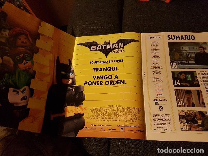 Cine: Cinerama número 257 kinepolis Batman la Lego película - Foto 2 - 135844234