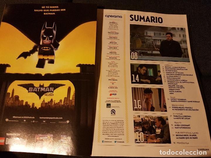 Cine: Cinerama número 257 kinepolis Batman la Lego película - Foto 3 - 135844234