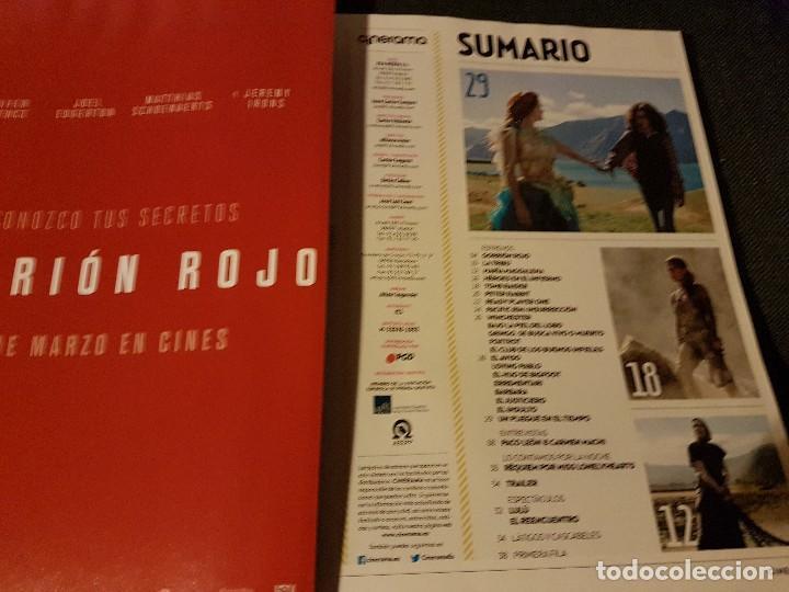 Cine: Cinerama Kinepolis número 269 Gorrión rojo - Foto 2 - 135845070