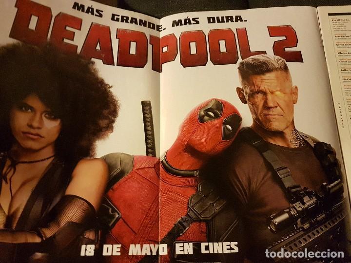 Cine: Cinerama Kinepolis número 271 Deadpool 2 - Foto 2 - 135845378
