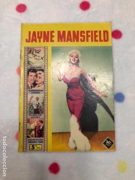 ANTIGUA REVISTA PARA MAYORES COLECCIÓN CINECOLOR CON JAYNE MANSFIELD (AÑO 1958) (Cine - Revistas - Cinecolor)
