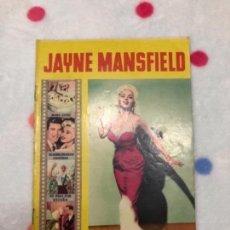 Cine: ANTIGUA REVISTA PARA MAYORES COLECCIÓN CINECOLOR CON JAYNE MANSFIELD (AÑO 1958). Lote 135944466