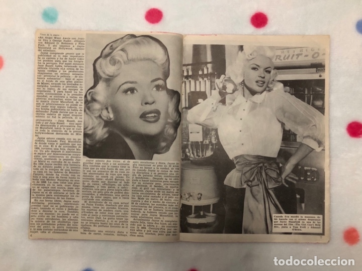 Cine: ANTIGUA REVISTA PARA MAYORES COLECCIÓN CINECOLOR CON JAYNE MANSFIELD (AÑO 1958) - Foto 2 - 135944466
