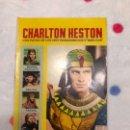 Cine: ANTIGUA REVISTA PARA MAYORES COLECCIÓN CINECOLOR CON CHARLTON HESTON (AÑO 1958). Lote 135944746