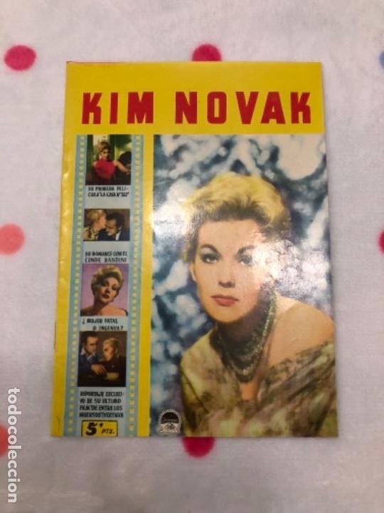ANTIGUA REVISTA PARA MAYORES COLECCIÓN CINECOLOR CON KIM NOVAK (AÑO 1958) (Cine - Revistas - Cinecolor)