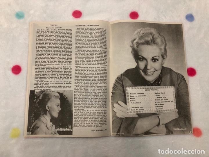 Cine: ANTIGUA REVISTA PARA MAYORES COLECCIÓN CINECOLOR CON KIM NOVAK (AÑO 1958) - Foto 2 - 135945306