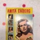 Cine: ANTIGUA REVISTA PARA MAYORES COLECCIÓN CINECOLOR CON ANITA EKBERG (AÑO 1958). Lote 135945442