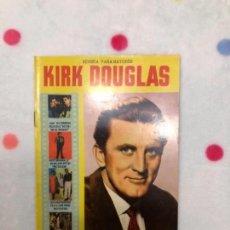 Cine: ANTIGUA REVISTA PARA MAYORES COLECCIÓN CINECOLOR CON KIRK DOUGLAS (AÑO 1958). Lote 135945682