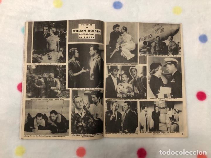 Cine: ANTIGUA REVISTA PARA MAYORES COLECCIÓN CINECOLOR CON WILLIAM HOLDEN (AÑO 1958) - Foto 2 - 135946234