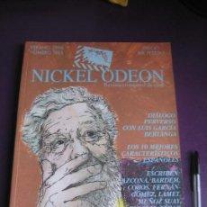 Cine: NICKEL ODEON Nº 3 - 1996 - LUIS GARCIA BERLANGA - AZCONA - FERNAN GOMEZ - BARDEM - MUÑOZ SUAY. Lote 136002902