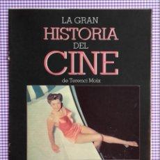 Cine: LA GRAN HISTORIA DEL CINE DE TERENCI MOIX. FASCÍCULO NÚMERO 4. 16 PÁGINAS.. Lote 136296118