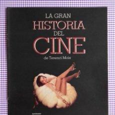 Cine: LA GRAN HISTORIA DEL CINE DE TERENCI MOIX. FASCÍCULO NÚMERO 5. 16 PÁGINAS. Lote 136296250