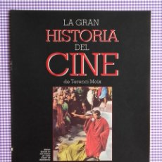Cine: LA GRAN HISTORIA DEL CINE DE TERENCI MOIX. FASCÍCULO NÚMERO 7. 16 PÁGINAS. Lote 136296546
