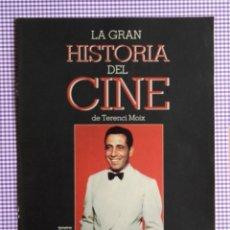Cine: LA GRAN HISTORIA DEL CINE DE TERENCI MOIX. FASCÍCULO NÚMERO 9. 16 PÁGINAS. Lote 136296654