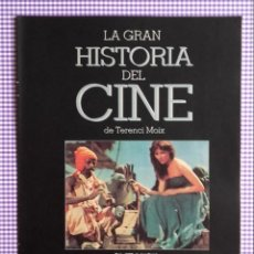 Cine: LA GRAN HISTORIA DEL CINE DE TERENCI MOIX. FASCÍCULO NÚMERO 27. 16 PÁGINAS. Lote 136296818