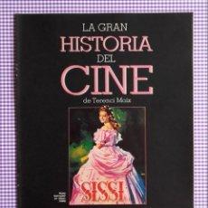 Cine: LA GRAN HISTORIA DEL CINE DE TERENCI MOIX. FASCÍCULO NÚMERO 28. 16 PÁGINAS. Lote 136296938