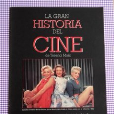 Cine: LA GRAN HISTORIA DEL CINE DE TERENCI MOIX. FASCÍCULO NÚMERO 29. 16 PÁGINAS. Lote 136296990