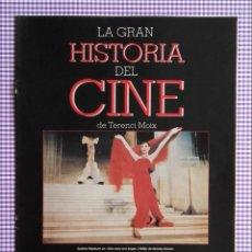 Cine: LA GRAN HISTORIA DEL CINE DE TERENCI MOIX. FASCÍCULO NÚMERO 31. 16 PÁGINAS. Lote 136297126