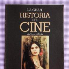 Cine: LA GRAN HISTORIA DEL CINE DE TERENCI MOIX. FASCÍCULO NÚMERO 37. 16 PÁGINAS. Lote 136297346
