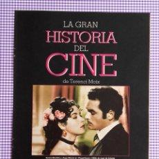 Cine: LA GRAN HISTORIA DEL CINE DE TERENCI MOIX. FASCÍCULO NÚMERO 38. 16 PÁGINAS. Lote 136297434