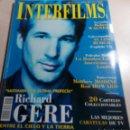 Cine: RICHARD GERE.ROBERT WAGNER.UN HOMBRE LOBO AMERICANO EN LONDRES.MOTHMAN.INTERFILMS.161.. Lote 136316794