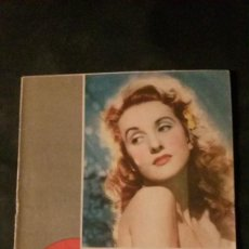 Cine: REVISTA CINEMA Nº 47-1948-JOSE ITURBI-ANNE CRAWFORD-LOUIS JOURDAN. Lote 136698406