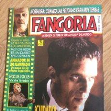Cine: REVISTA FANGORIA (PRIMERA ÉPOCA) NÚM. 26 FEBRERO 1994 PEDIDO MÍNIMO 6€. Lote 137251514