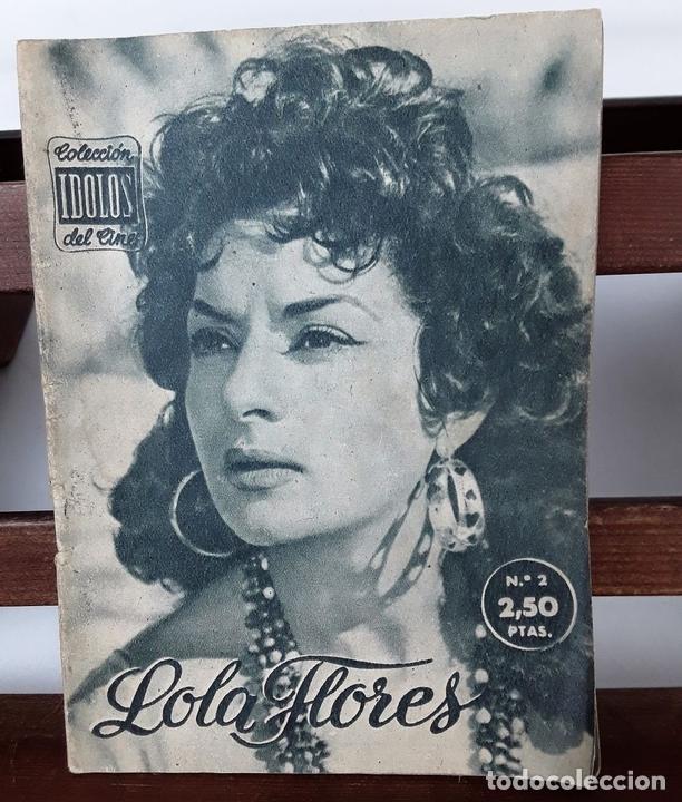 Cine: COLECCIÓN IDOLOS DEL CINE. 17 EJEMPLARES. EDIC. UNIÓN DISTRIBUIDORA. 1958. - Foto 4 - 137609642