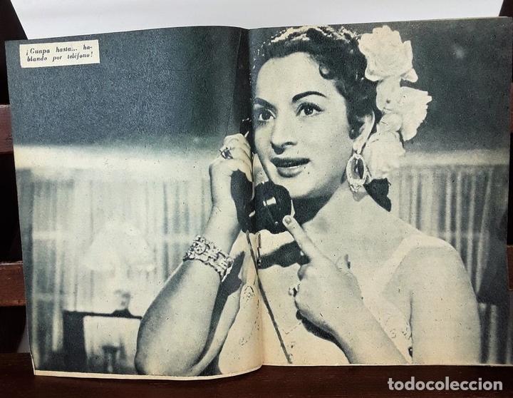 Cine: COLECCIÓN IDOLOS DEL CINE. 17 EJEMPLARES. EDIC. UNIÓN DISTRIBUIDORA. 1958. - Foto 6 - 137609642