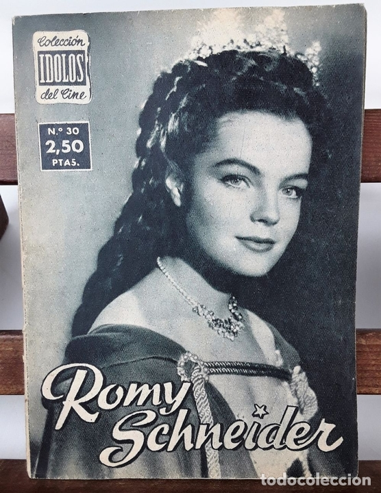 Cine: COLECCIÓN IDOLOS DEL CINE. 17 EJEMPLARES. EDIC. UNIÓN DISTRIBUIDORA. 1958. - Foto 7 - 137609642