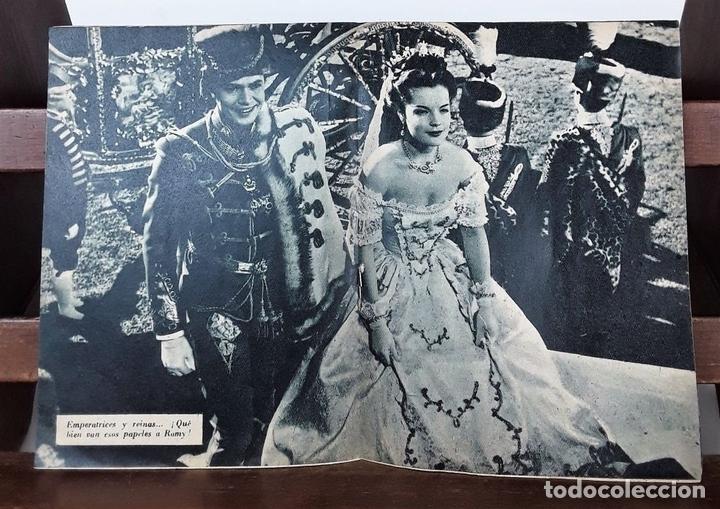 Cine: COLECCIÓN IDOLOS DEL CINE. 17 EJEMPLARES. EDIC. UNIÓN DISTRIBUIDORA. 1958. - Foto 9 - 137609642