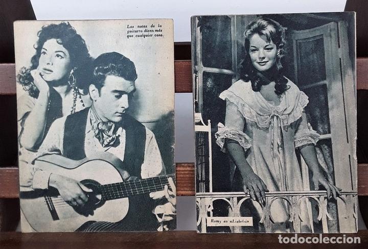Cine: COLECCIÓN IDOLOS DEL CINE. 17 EJEMPLARES. EDIC. UNIÓN DISTRIBUIDORA. 1958. - Foto 10 - 137609642