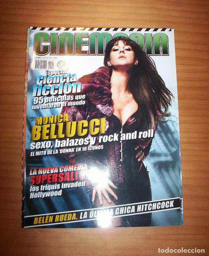 CINEMANÍA - Nº 145 - AÑO 2007 - PERFECTO ESTADO (Cine - Revistas - Cinemanía)