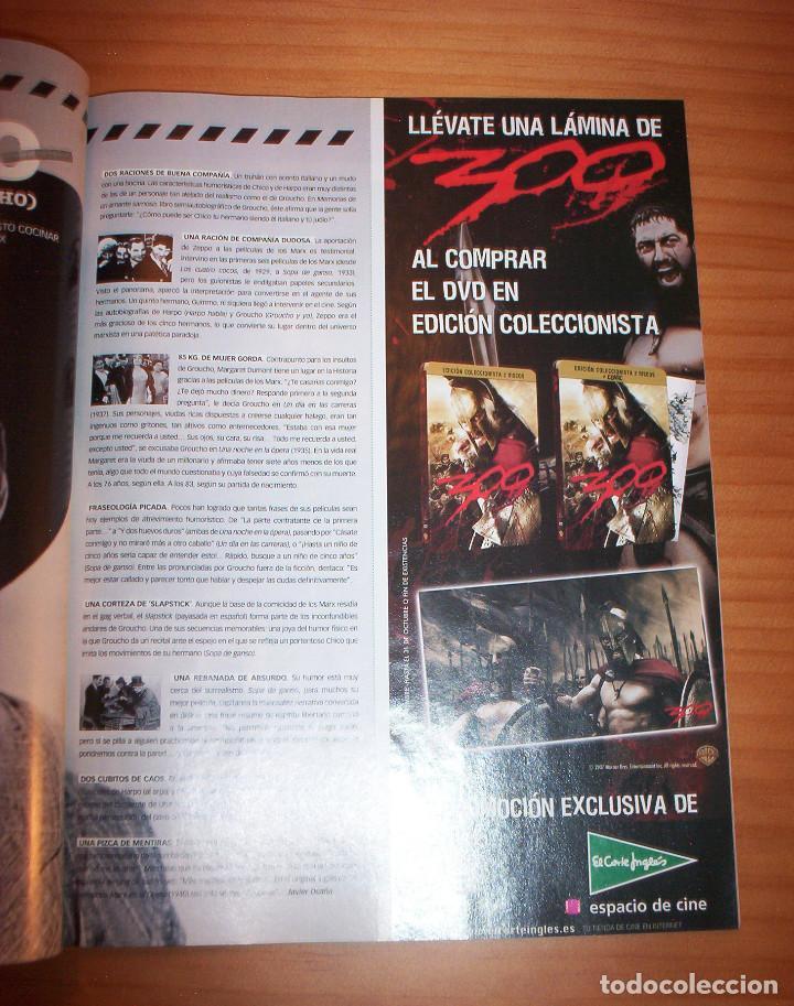 Cine: CINEMANÍA - Nº 145 - AÑO 2007 - PERFECTO ESTADO - Foto 7 - 137854626