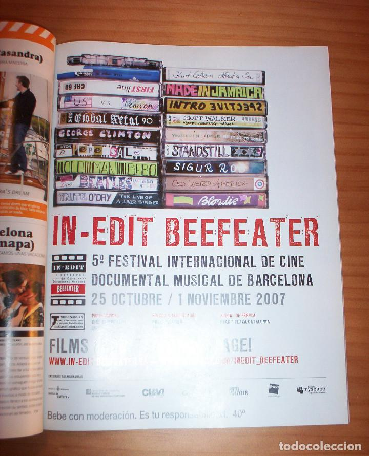Cine: CINEMANÍA - Nº 145 - AÑO 2007 - PERFECTO ESTADO - Foto 9 - 137854626