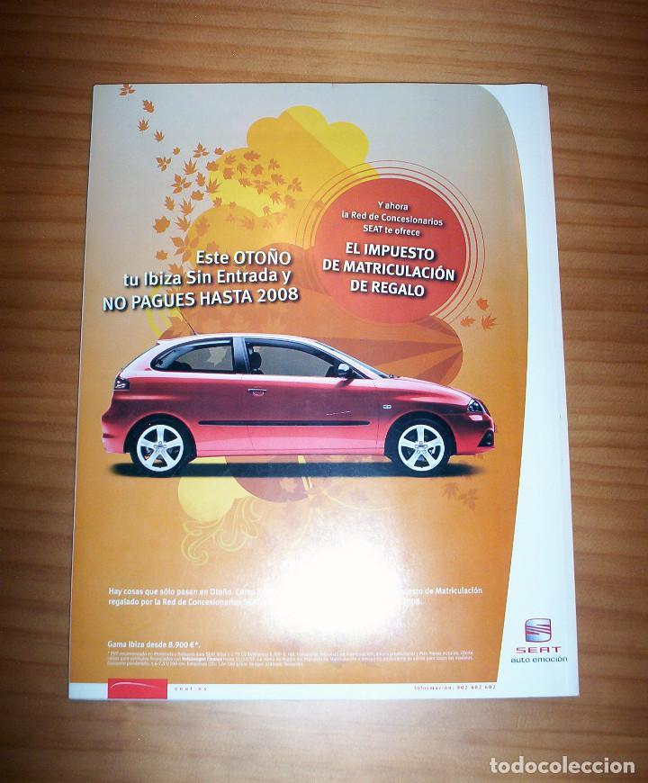 Cine: CINEMANÍA - Nº 145 - AÑO 2007 - PERFECTO ESTADO - Foto 10 - 137854626
