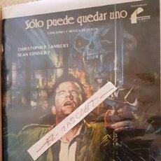 Cine: CARTEL PROMOCION PELICULA DE VIDEO - LOS INMORTALES - TAMAÑO FOLIO -. Lote 137911010