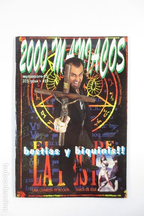 2000 MANÍACOS 17 (Cine - Revistas - Otros)